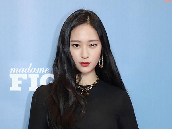 Krystal f(x) Menangkan Asia Style Awards Madame Figaro Fashion Gala di Cina