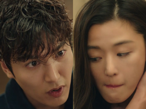 Lee Min Ho dan Jun Ji Hyun Tunjukkan Aksi Kocak di Video Teaser Terbaru 'Legend of the Blue Sea'
