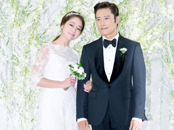 Lee Byung Hun dan Lee Min Jung Ungkap Nama Anak Pertama