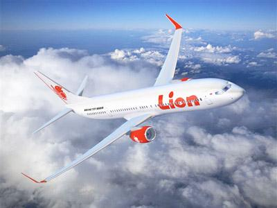 Dua Pesawat Lion Hampir Tabrakan Akibat Radar Mati