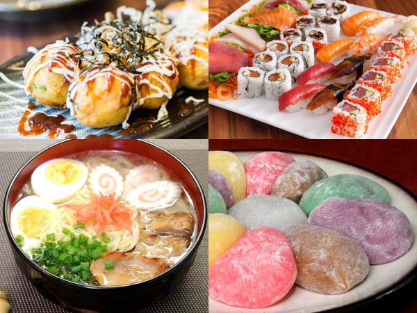 Inilah 7 Makanan Khas Jepang yang Populer di Indonesia