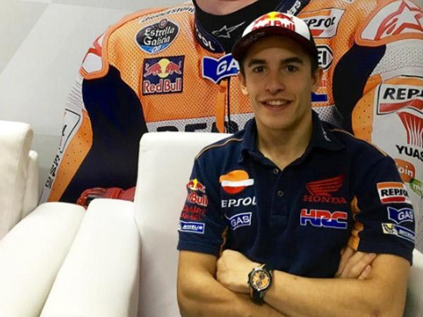 Jajal Motor Baru, Ini Alasan Marc Marquez Sebut Sirkuit Sentul Berbahaya Untuk MotoGP