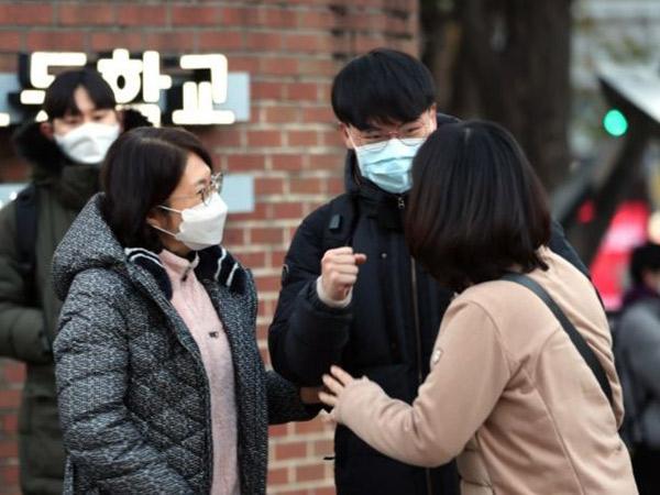 Sistem Baru Ujian Masuk Perguruan Tinggi Korea Selatan di Tengah Pandemi