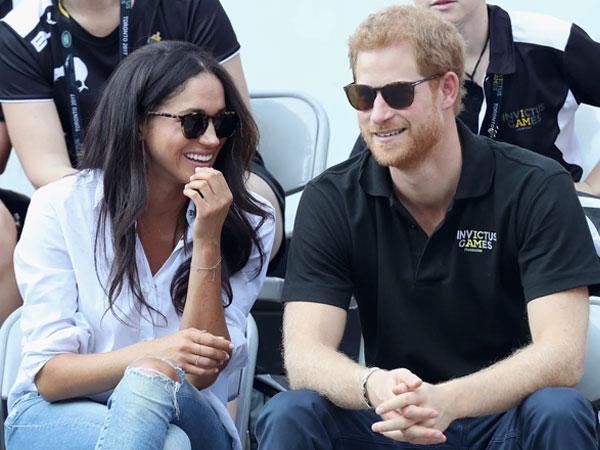 Selamat, Pangeran Harry dan Meghan Markle Resmi Bertunangan!
