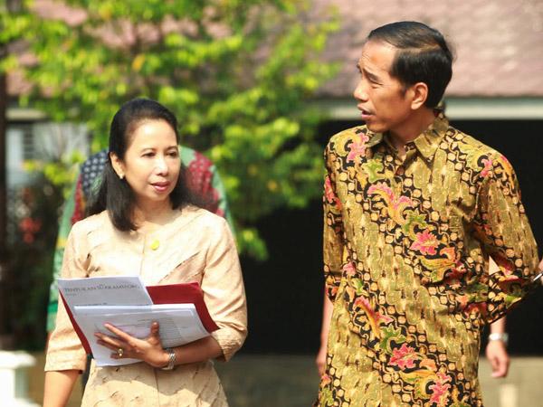 Ternyata Menteri Jokowi Ini Dilarang ke DPR Sejak Tahun 2015, Alasannya?