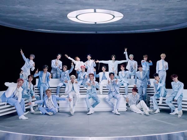 Album NCT 'RESONANCE' pt 1 Puncaki iTunes di Puluhan Negara
