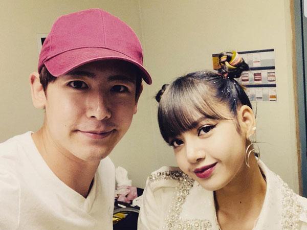 Tunjukkan Dukungan Sesama Idol Asal Thailand, Nichkhun 2PM Ungkap Pujiannya untuk Lisa BLACKPINK