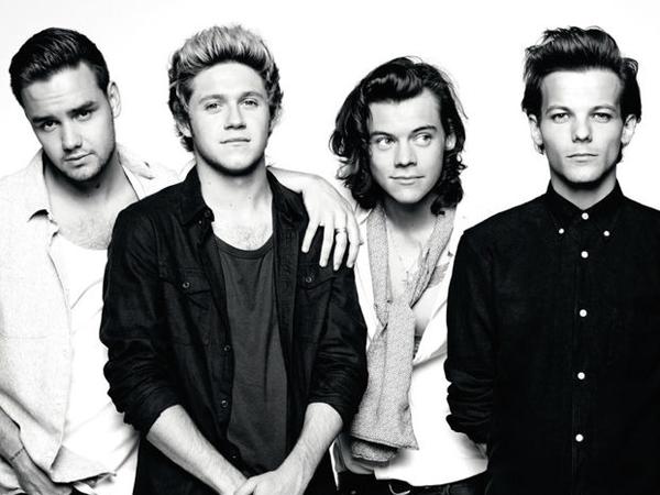 Tampil Berempat, One Direction Merasa Lebih Pede dan Kuat!