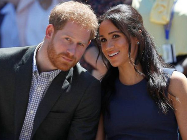 Pangeran Harry dan Meghan Markle Tanda Tangani Kontrak dengan Netflix