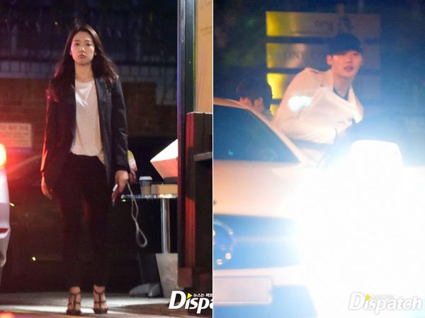 Walau Dibantah, Dispatch Tetap Rilis Foto dan Kronologis Hubungan Park Shin Hye dan Lee Jong Suk