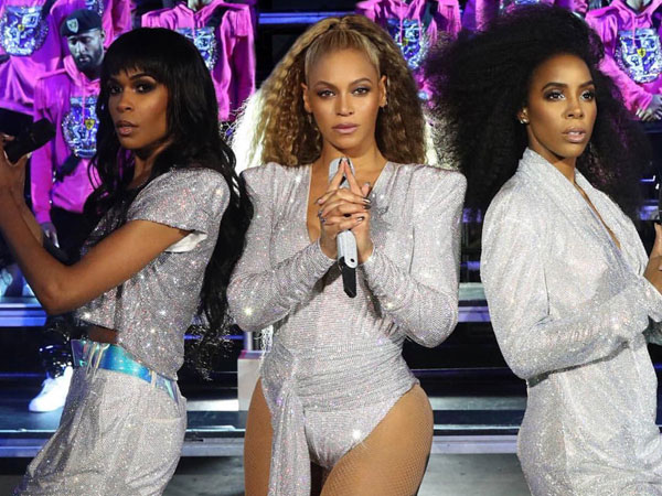 Grup Destiny's Child Akan Kembali Reuni di Tur Beyonce!