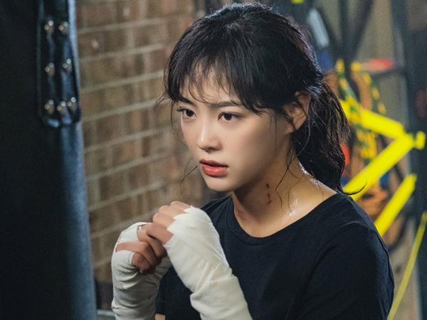 Kim Sejeong Tampilkan Sisi 'Girl Crush' Dalam Foto Teaser Drama 'Amazing Rumor'