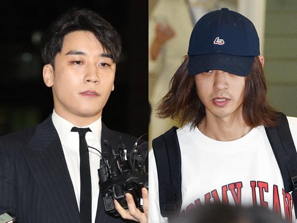 Kasus Seungri dan Jung Joon Young Diduga Ada Kaitannya dengan Korupsi Polisi