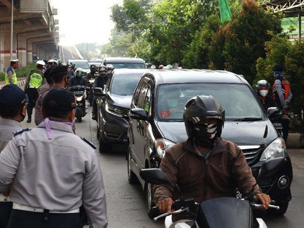Jangan Pusing Simpang Siur, Ini Cara Buat Keluar Masuk Jakarta