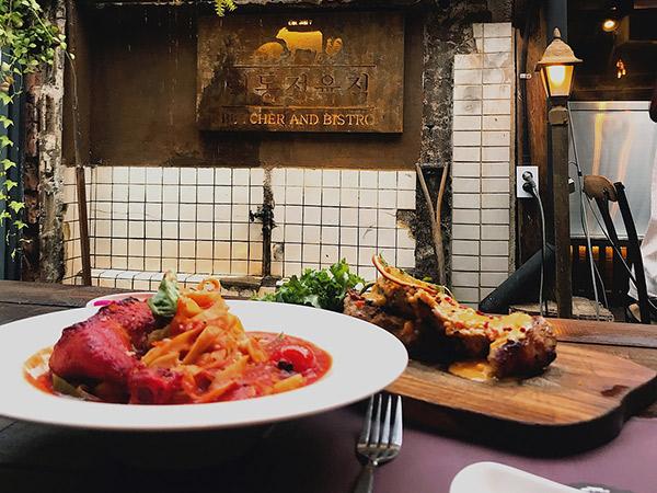 Nikmati Sensasi Makan Steak di Resto Hits Bernuansa Tradisional Korea, Ikdong Butcher & Bistro