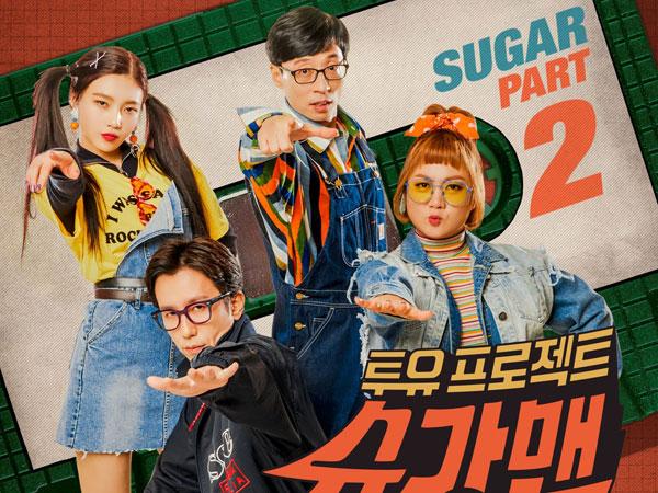 Yoo Jae Suk dan Yoo Hee Yeol Siap Bawa Lagi Hits Klasik Lebih Kekinian di 'Sugar Man' Musim Ketiga!