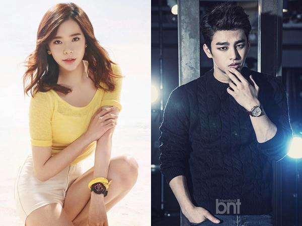 Sunny SNSD Berikan Komentarnya Tentang Rumor Pacaran dengan Seo In Guk