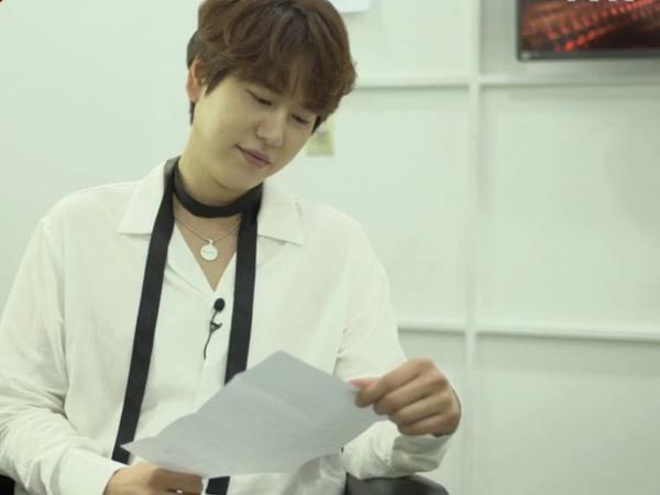 Manisnya Surat Produser 'New Journey to the West' Untuk Kyuhyun SJ Sebelum Wamil