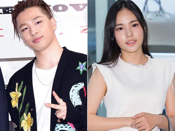 Pacaran dengan Min Hyo Rin Bikin Taeyang Jadi Sosok yang Romantis?