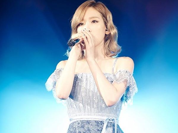 Akhirnya Sukses Gelar Konser Solo, Taeyeon SNSD Kirim Pesan Manis untuk Fans