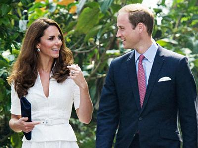 Berapa Lama Pangeran William & Kate Middleton Siapkan Nama Anak?