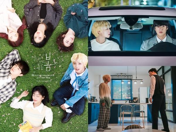 Deretan Hal yang Bikin Penasaran di Episode Terakhir Drama 'At a Distance Spring is Green'