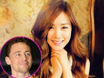 Tiffany SNSD Akan Temani Aktor Avengers Tom Hiddleston Jalan-Jalan di Seoul
