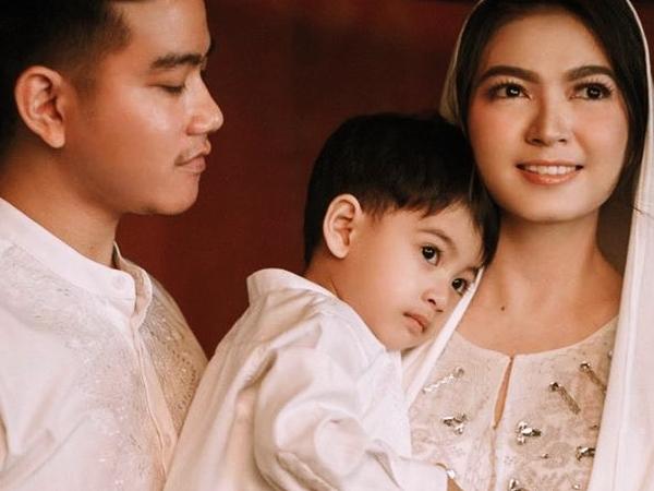 Jan Ethes Bukan Lagi Anak Tunggal, Istri Gibran Rakabuming Dikabarkan Hamil Anak Kedua
