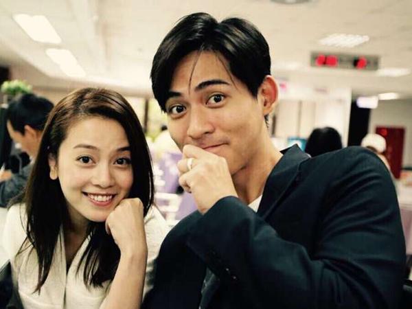 Empat Tahun Pacaran, Vic Zhou 'Meteor Garden' Nikahi Kekasih di Hari Lajang!