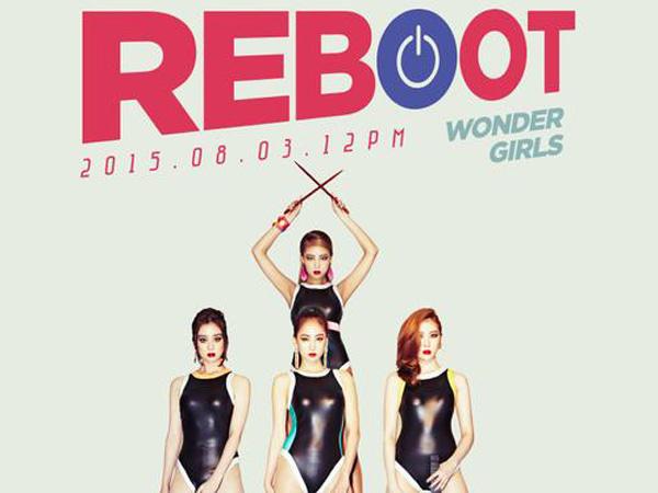 Judul Album 'REBOOT' Milik Wonder Girls Sebabkan Kesalahan Teknis Voting?