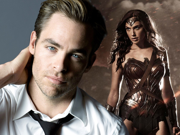 Wonder Woman Akan Pacari Aktor Tampan Chris Pine!