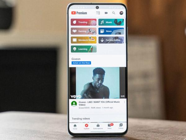 Penampilan Baru YouTube Setelah 'Buang' Tab Trending