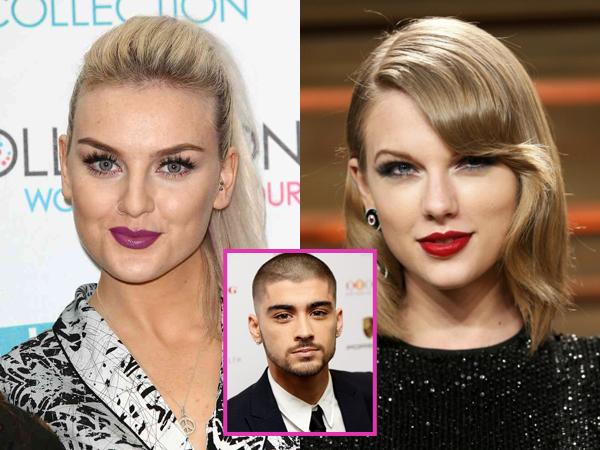 Sama-sama Terlibat Perang Dingin dengan Zayn Malik, Perrie Edwards dan Taylor Swift Bersatu!