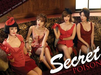 Secret Alami Insiden Saat Tampil di K-Pop World Festival