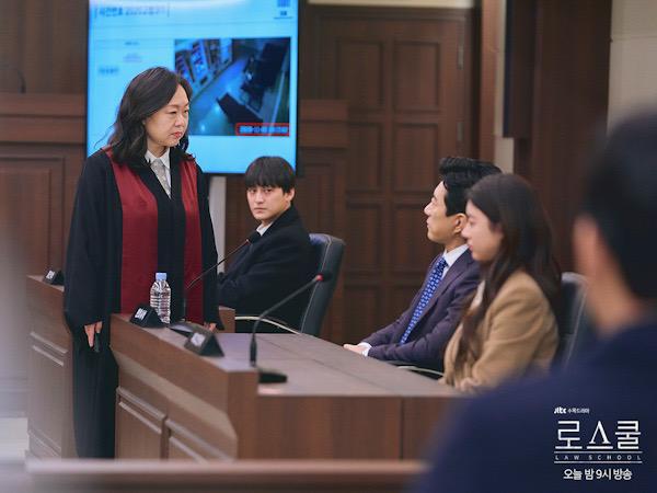 Drama JTBC Law School Cetak Rekor Rating Tertinggi