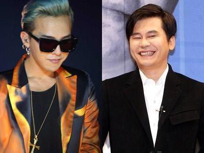 Bos YG Entertainment Kembali Puji Habis G-Dragon!