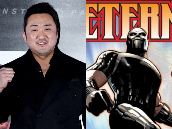 Ma Dong Seok Dikonfirmasi Bintangi Film Marvel 'The Eternals'