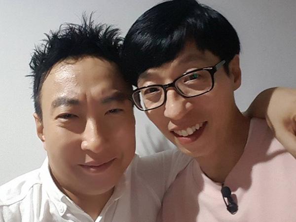 Park Myung Soo Ungkap Seperti Apa Yoo Jae Suk Baginya