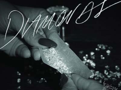 Rihanna Segera Rilis Single Diamonds