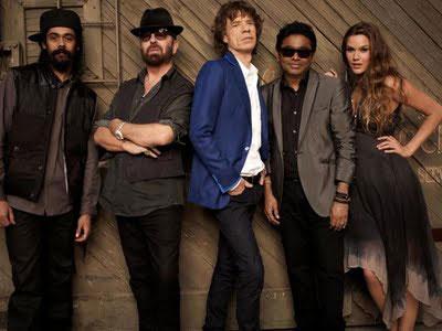 Mick Jagger Senang Dengan Band Barunnya
