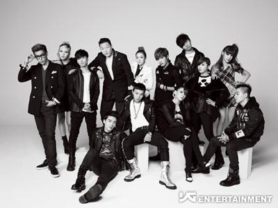 Keluarga Besar YG Entertainment Siap Ramaikan Babak Final 'WIN' Malam Ini!