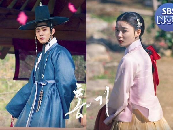 Kim Yoo Jung dan Ahn Hyo Seop Bernasib Kontras Tapi Saling Jatuh Cinta di Drama Baru