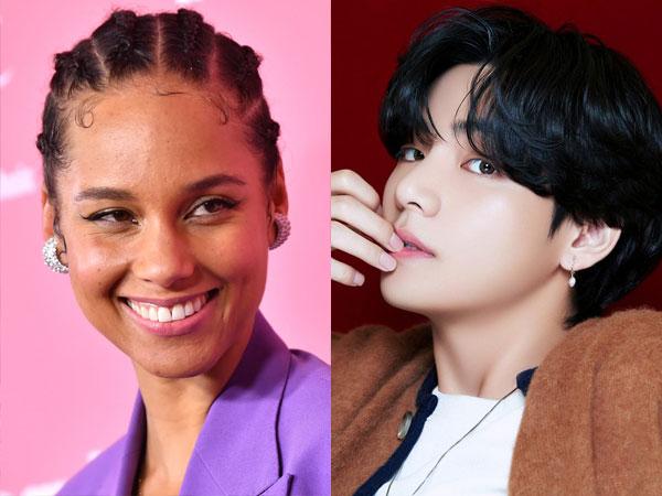 Alicia Keys Tunjukkan Dukungan untuk Album Baru BTS