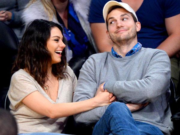 """Mila Kunis: """"Ashton Kucther Suami yang Hebat"""""""
