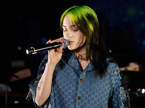 Billie Eilish Jadi Penerima 'Woman of The Year' Termuda Versi Billboard