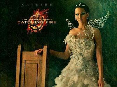Set Terbaru Poster 'The Hunger Games: Catching Fire' Telah Dirilis!