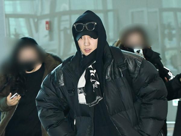 Niat Pergi Liburan Diam-diam, Chanyeol Justru Dikejar Sasaeng Fans di Bandara
