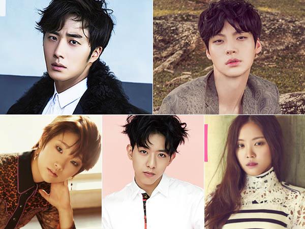 Tambah Naeun A-Pink, Empat Aktor Ini Akhirnya Konfirmasi Tampil Di Drama Baru