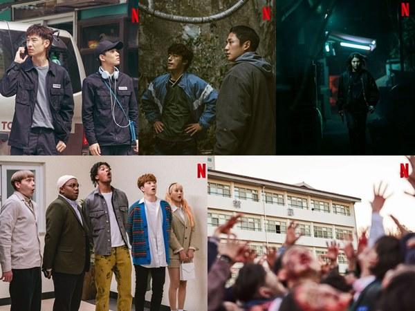 Daftar Drama Korea Terbaru Netflix Tahun 2021 (Part 1)