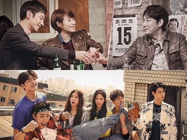 5 Drama Korea Lama yang Bertema Perjalanan Waktu yang Populer